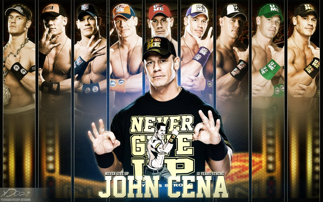 John Cena Images By Ricky HD Wallpaper And Background Photos