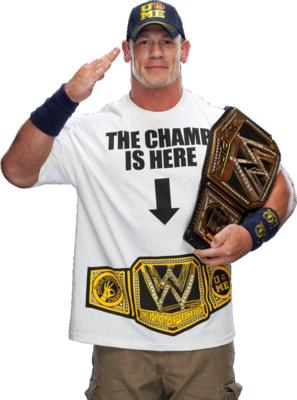 John Cena por Ricky Cena