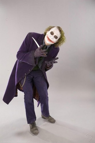 The Joker wallpaper with an outerwear called Joker - promo shoot for The Dark Knight