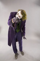 Joker - promo shoot for The Dark Knight