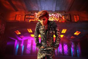 """Jongup's & Zelo's """"Warrior"""" teaser photos"""