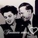 Judy Garland and Mickey Rooney