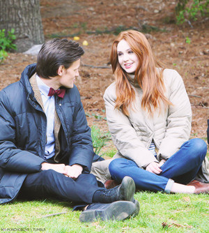 Karen and Matt