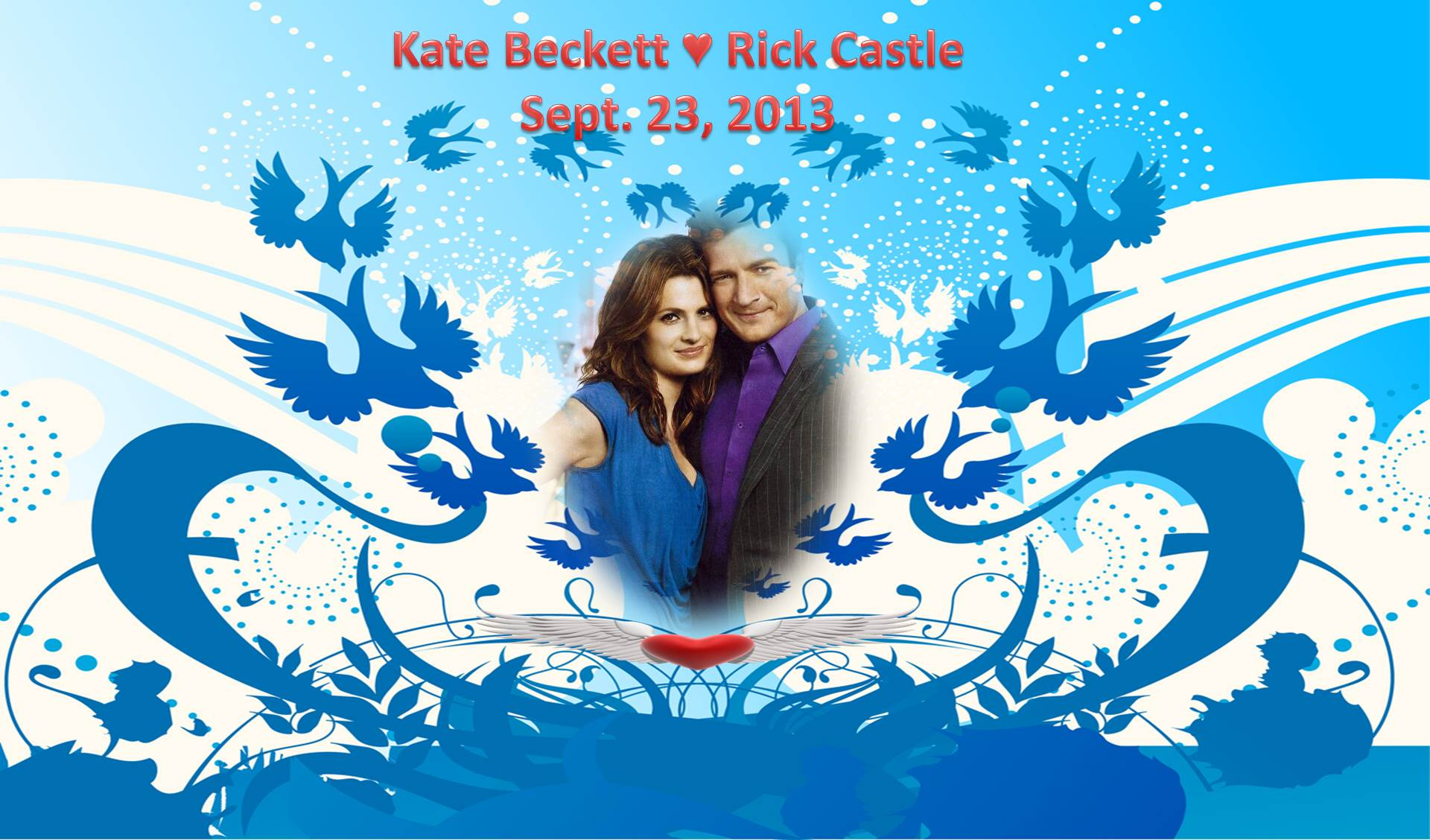 Kate ♥ Rick