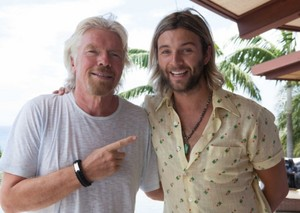 Keith & Richard Branson
