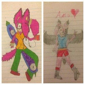 Keri and Amu