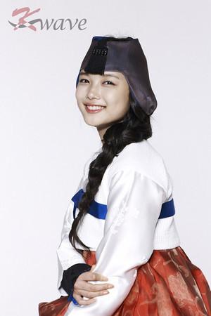 Kim Yoo Jung - K-Wave Magazine September Issue '13