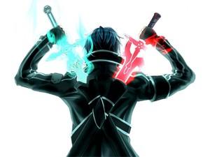 Kirito's Swords