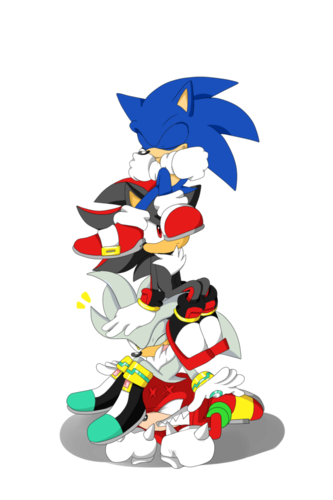 Sonic the Hedgehog wallpaper titled Knux Chair