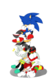 Knux Chair - sonic-the-hedgehog photo