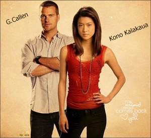 Kono & G.Callen - Crossover