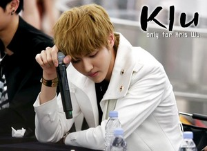 Kris! *(>w<)*