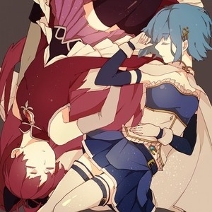 Kyouko & Sayaka