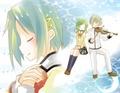 Kyousuke, Hitomi, & Sayaka