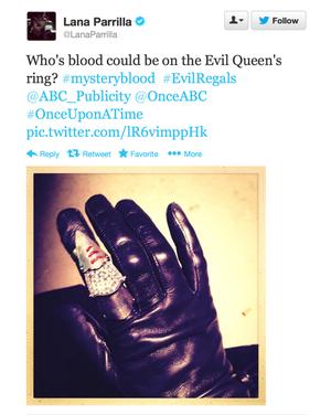 Lana Tweet