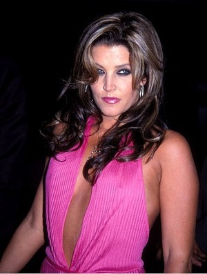 Lisa Marie looking Beautiful !