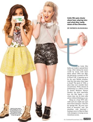 Little Mix - Girls' Life Magazine