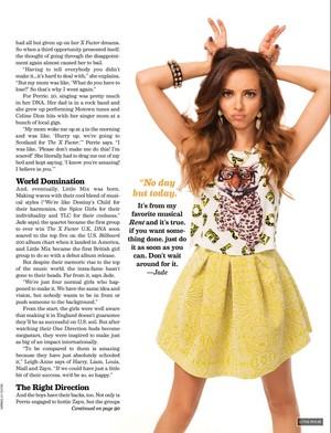 Little Mix - Girls' Life Magazine