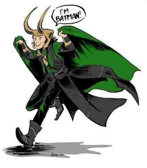 Loki!!!! I'm on a Loki phase!