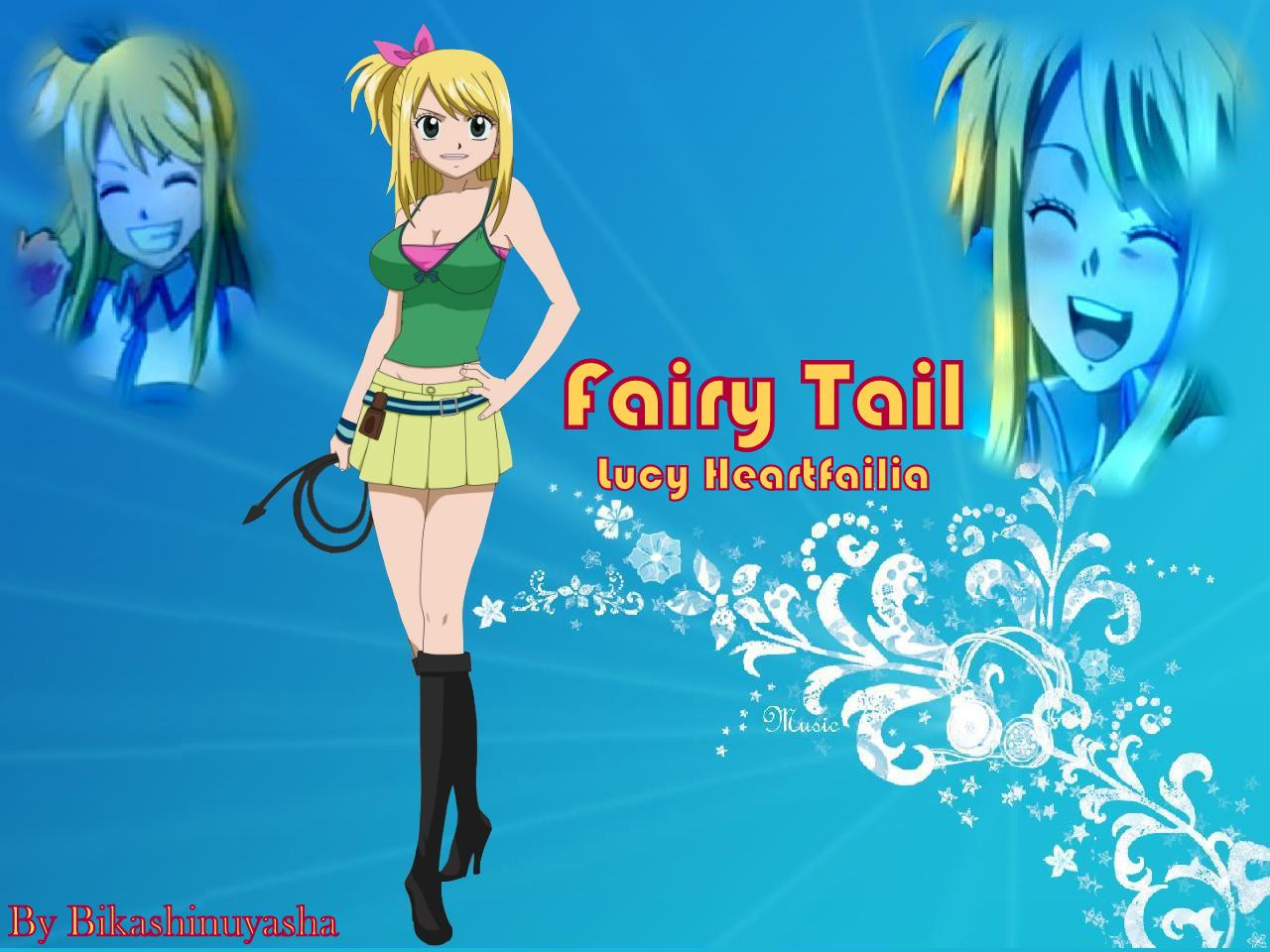 Fairy Tail Guild Of Magnolia Images Lucy Heartifilia HD Wallpaper And Background Photos