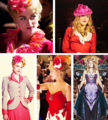 Lucy Westenra's outfits