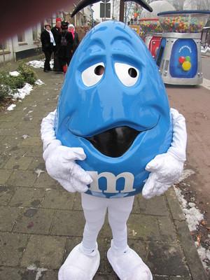 M&M costume