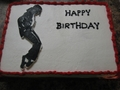 MJ Cake - michael-jackson photo