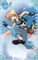 MLP:Fim Rainbow Dash,human