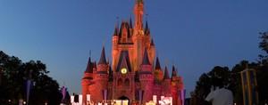 Magic Kingdom castello