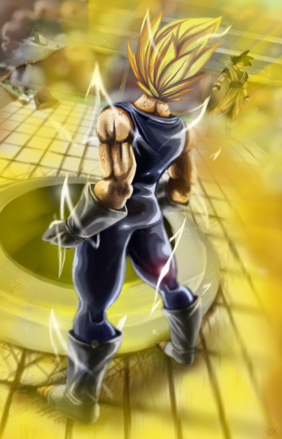 Dragon Ball Z Images Majin Vegeta HD Wallpaper And Background Photos