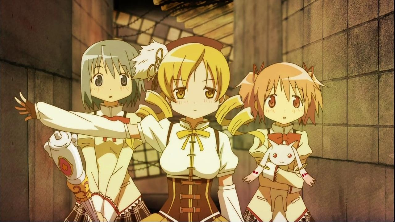 Mami, Madoka, & Sayaka