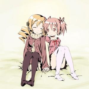 Mami & Madoka