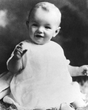 Marylin As A Baby