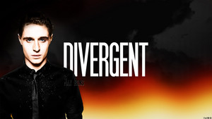 Max Irons (Divergent fan art)