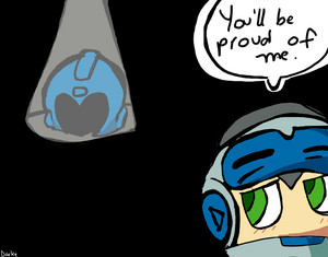 Megaman would be proud