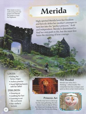 Merida (Brave The Essential Guide)