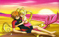 Mermaid Melody, Katio  X luchia - mermaid-melody photo
