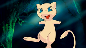 Mew from Movie 8