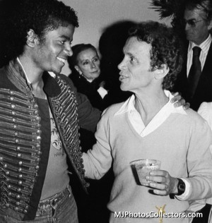 Michael And Joel Grey
