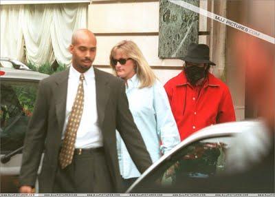 Michael And सेकंड Wife, Debbie Rowe