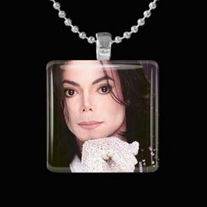 Michael Jackson Pendant