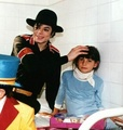 Michael is beautiful - applehead-mj photo