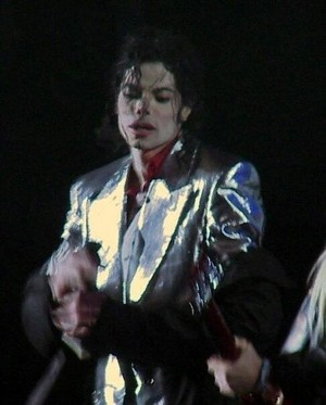Michael is gorgeous