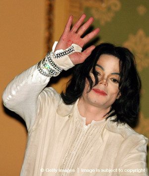 "Michael's ""45th"" Birthday Party Back In 2003"