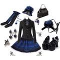 Moi Meme Moitie - gothic-lolita photo