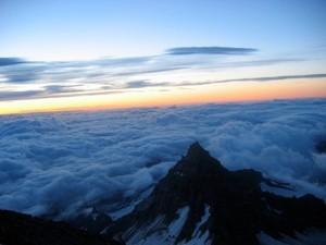 Mt Rainier Climb