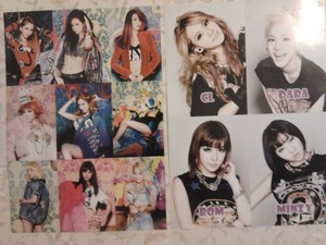 My Girls Generation & 2ne1 poster :)