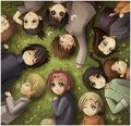 Naruto Childhood Friends♥ - naruto photo