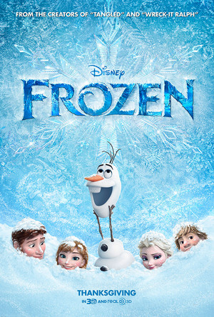 New frozen poster!