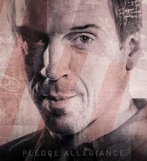 Nicholas Brody - PADGE ALLEGIANCE